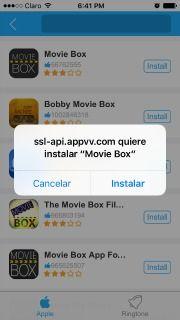 instalar MovieBox