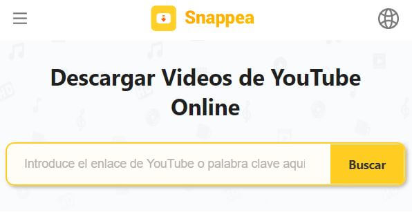 snappea descargar videos de youtube