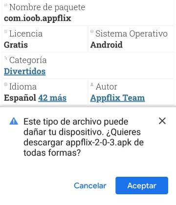 apk premium appflix
